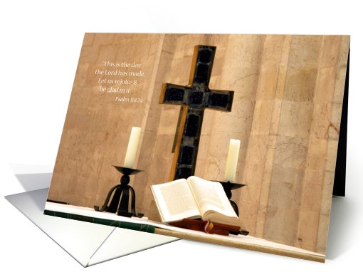 Invitations for Ordained Ministry card (506039)