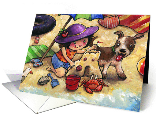 Summer Fun card (164994)