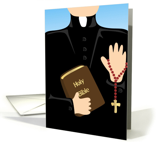Priestly card (374223)