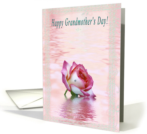 Happy Grandmother's Day! card (224713)