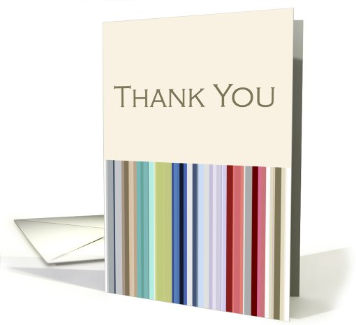 Business Thank You card (436059)
