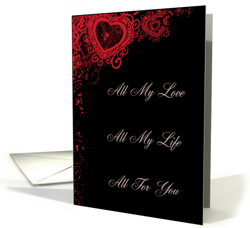 Will You Marry Me? card (145651)