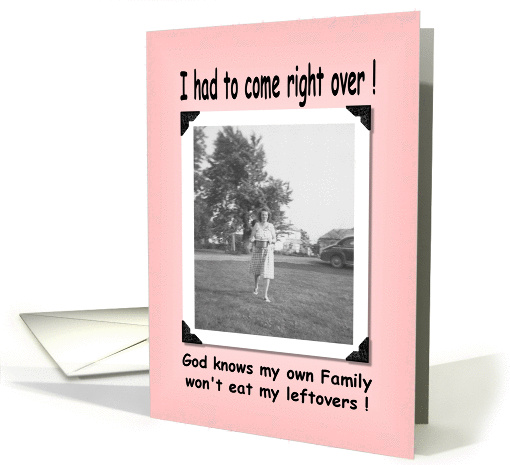 Welcome Home from the Hospital card (248799)