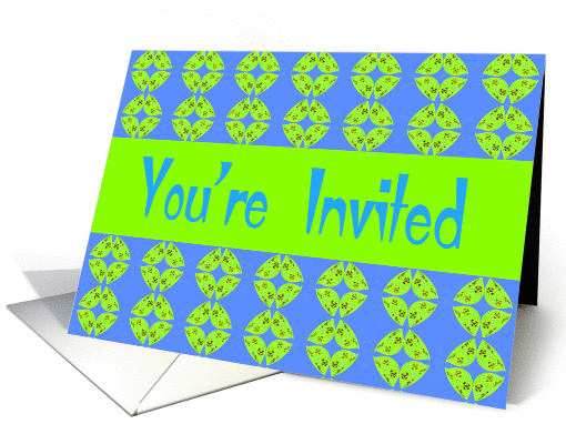 You're Invited card (272141)