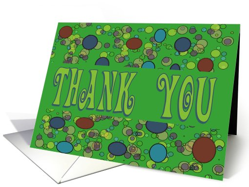 Thank You card (467743)