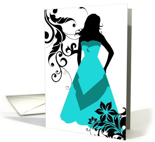 thank you for being my bridesmaid card (270047)