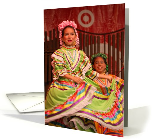 Cinco De Mayo card (616107)
