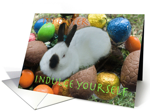 Indulge yourself card (373695)