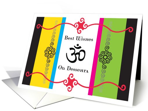 Dussehra / Grandparents card (596300)