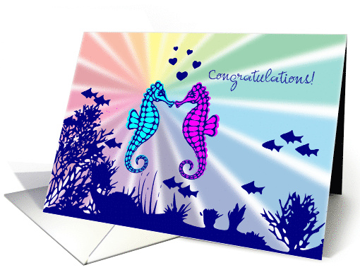 Congratulations on Moving in Together - Customizable card (951947)