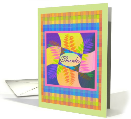 Thank you for being thoughtful and kind. card (801934)