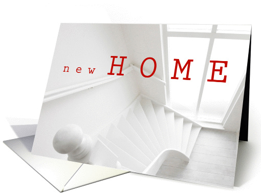 New Home Announcement card (876413)