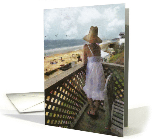 My Favorite Place, Blank Note Card, Any Occasion card (1420130)