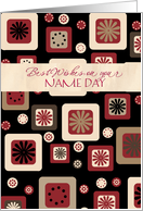 name day male card