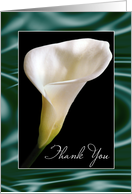 thank you sympathy, condolences card