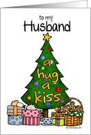 christmas - husband card