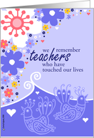 teacher appreciation card