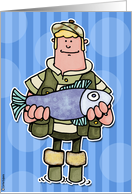 fisherman card