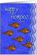 persian new year - norooz card