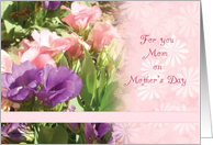 For You Mom card