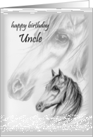 Whispering Winds Uncle Happy Birthday card