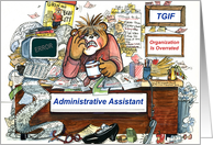 Administrative Assistant card