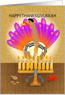 Happy Thanksgivukkah Season Card