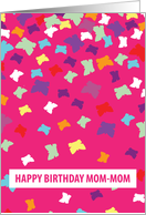 Happy B'day Mom mom card