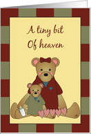 A Tiny Bit Of Heaven card