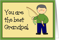 You're the Best Grandpa card