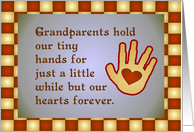 Grandparents card