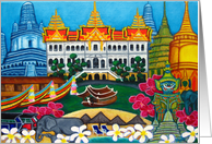 Exotic Bangkok card