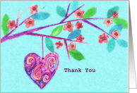 Thank You ~ general card