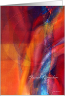 Dance of Colors - Ramadan Card