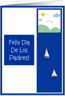 Happy Father's Day - Feliz Dia De Los Padres card