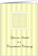 Congratulations - Two Grooms card