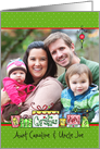 We Have Christmas All Wrapped Up, Photo Insert Christmas card