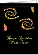 Happy Birthday Mom-Mom card
