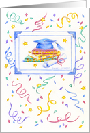Graduation Scrapbook Snapshot card