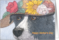 Happy Mother's Day Bonnet card