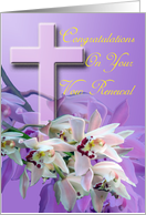 Congratulations on your Vow Renewal Card