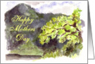 Landscape - Mother's Day card