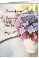 Special Friend Like a Mother card