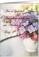 Daughter-in-Law Mother's Day card