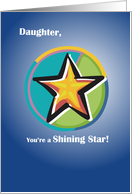 Shining Star, Daughter card