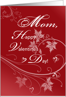 Mom, Valentine's Day card