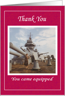 Thank You - Funny card