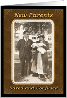 New Adoptive Parents - Congratulations card