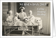 Nurses Day - FUNNY card