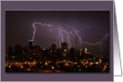 lightning downtown card